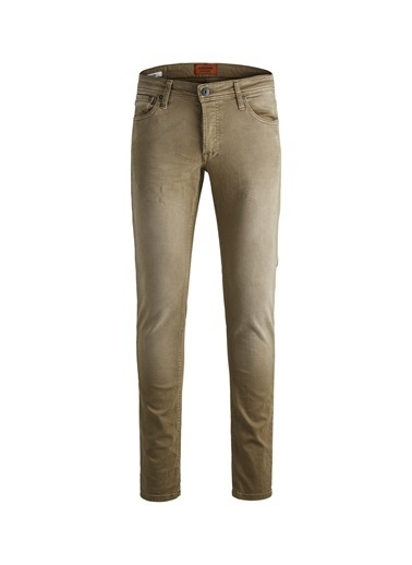 Jack & Jones Jean Pantolon Kahve
